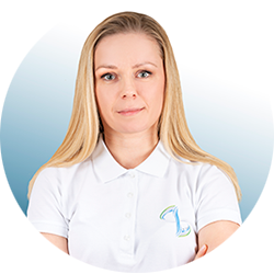 Nataša Horvat - fizioterapeut, sertifikovani Šrot terapeut