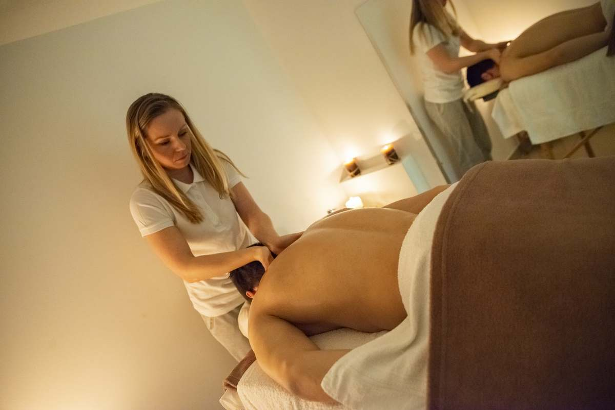 Sad masaza novi Tantric massage